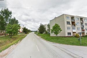 Incident sa stal v noci na tejto ceste na sídlisku Mladosť.