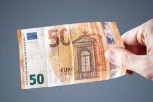Vydieračke sa podarilo získať 50 eur.