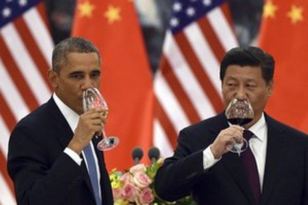 Obama a Si Ťin-pching našli spoločnú reč.