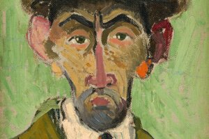 Autoportrét z roku 1927.