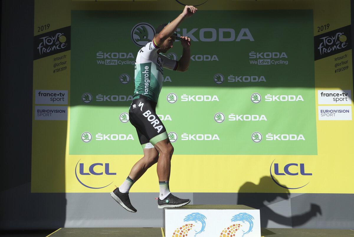 b23de5421 LIVE: Peter Sagan bojuje o zelený dres (1. etapa, TdF 2019) - Šport SME