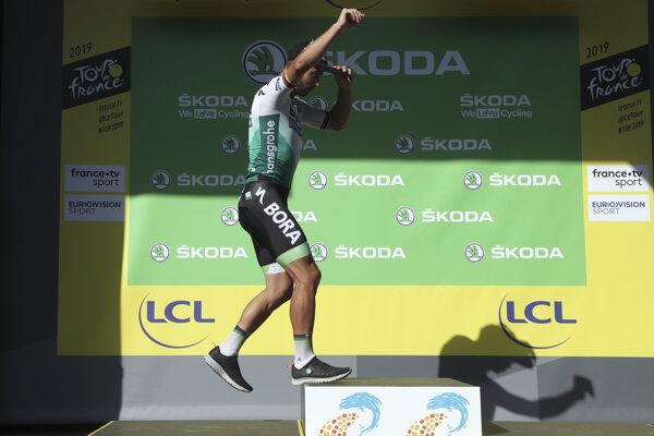 Peter Sagan patrí medzi favoritov na víťazstvo.