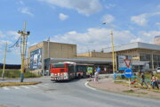 Cez časť Solivarskej ulice zatiaľ prechádzajú len autobusy.