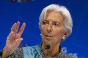Christine Lagardeová povedie Európsku centrálnu banku.