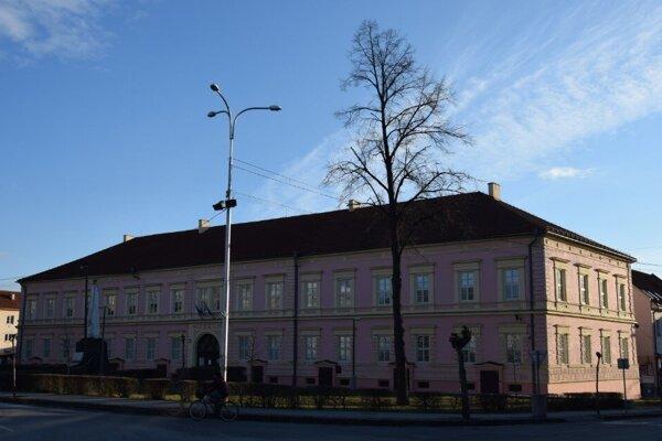 Gemersko-malohontské múzeum v Rimavskej Sobote.