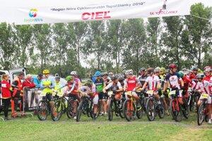 V Topoľčiankach sa predstavia stovky cyklistov.
