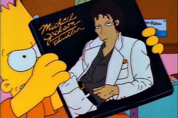 Simpsonovci stiahli z obehu epizódu s Michaelom Jacksonom.