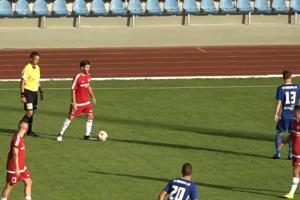Bardejovčania prehrali v Dubnici nad Váhom 0:1.