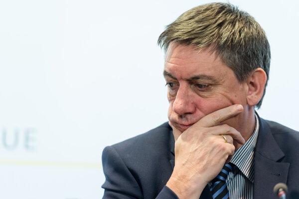 Belgický minister vnútra Jan Jambon.