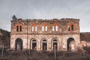 Hámor v Štefanskej Hute pri Kluknave.