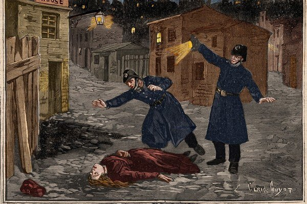 Vraždy v centre Londýna boli pre dobovú tlač senzáciou.