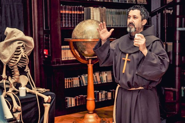 Peter Králik spopularizoval históriu Apponyiovcov a Cardezovcov v našom regióne.