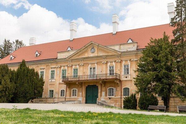 Pálffyovský kaštieľ v Malackách