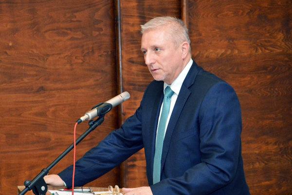František Gögh, starosta Veľkých Úľan.