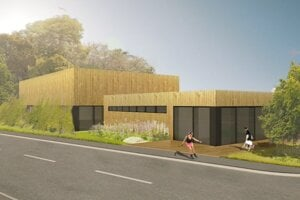 Takto bude vyzerať Centrum funkčného tréningu v Kalnej nad Hronom.