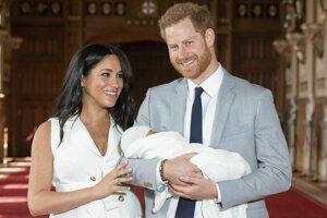 Britský princ Harry a jeho manželka Meghan budú mať najviac dve deti.