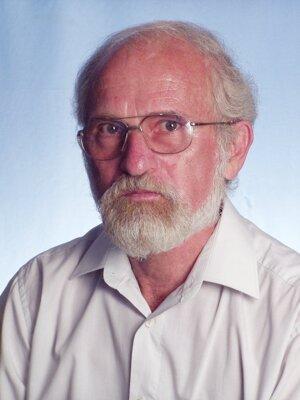 Klimatológ Milan Lapin.