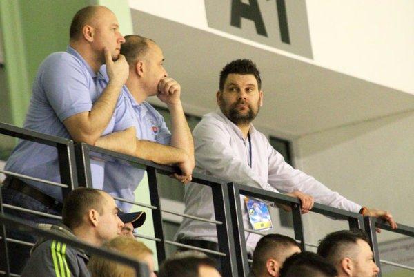 Antona Suchana potešila pekná návšteva a fakt, že ľudia v Nitre mali možnosť vidieť špičkový futsal.