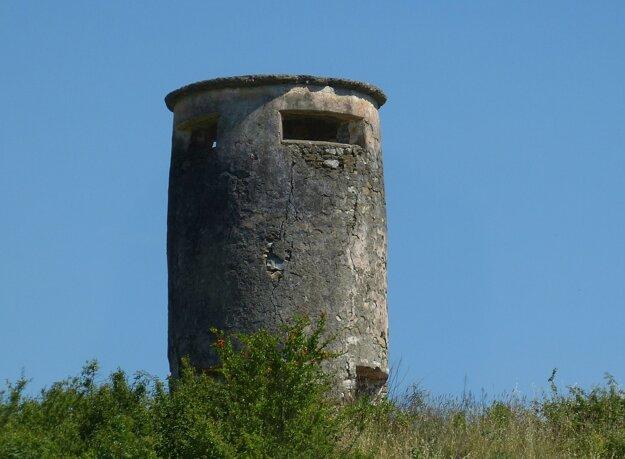 Bunker pri meste Shkodër