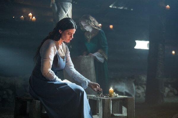 TV JOJ v pripravovanom seriáli Slovania sľubuje akciu, napätie, sex aj mágiu. Hrá v ňom aj Zuzana Fialová.