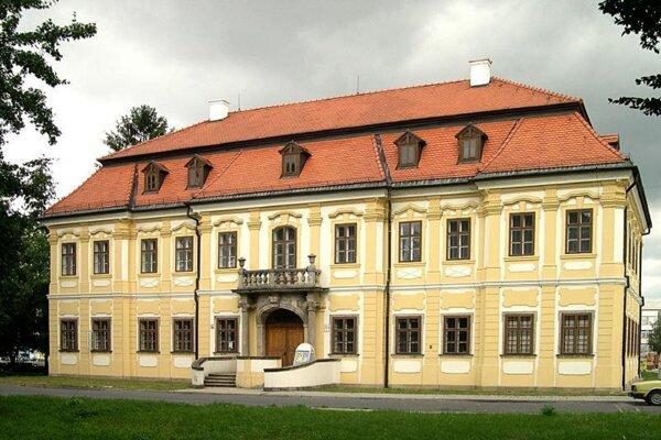Záhorská galéria v Senici.