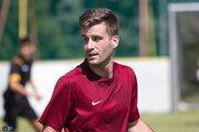 Jakub Baranovič patrí po päťgólovom zápase medzi najlepších strelcov II. triedy ObFZ Žilina.