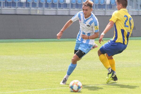 FC Nitra privítala v prvom kole mladšieho dorastu Dunajskú Stredu.