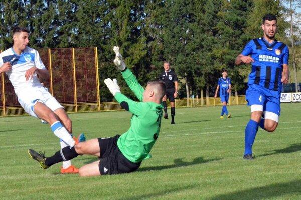 Martin Boďa strelil gól a na dva prihral.