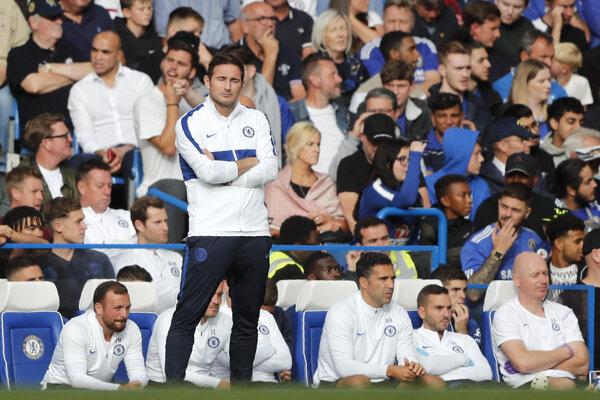 Okrem toho, že trénuje FC Chelsea, píše Frank Lampard detské knihy.