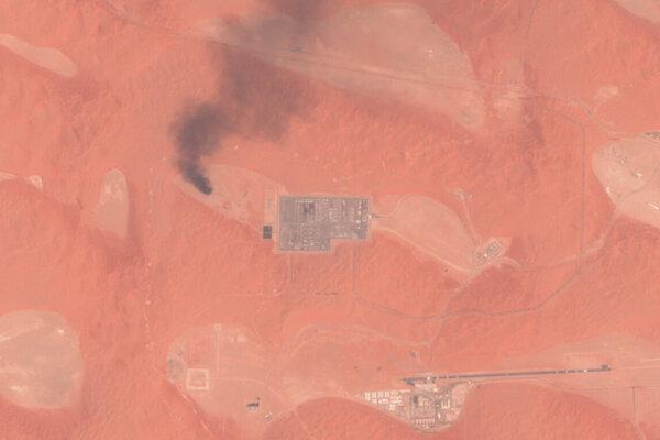 Šajba, Saudská Arábia.