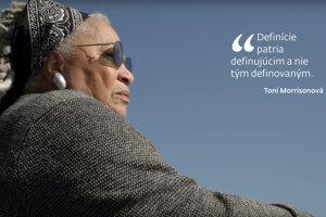 Toni Morrisonová.
