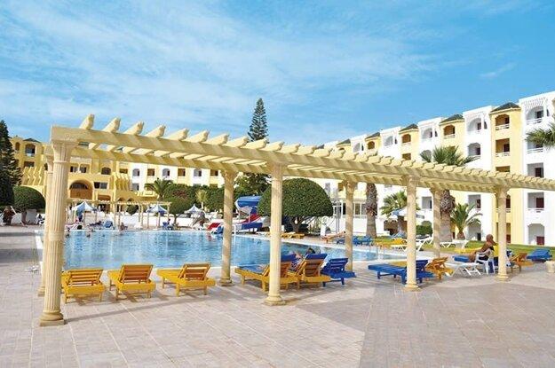 HotelClub Thapsus 4*, Tunisko
