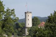Nemecké mesto Bielefeld.