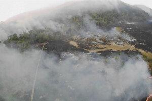 Počet lesných požiarov v Brazílii vzrástol počas prvých mesiacov roku 2019 v porovnaní s vlaňajškom až o 84 percent. Vyplýva to z údajov brazílskeho Národného ústavu pre vesmírny výskum (INPE).