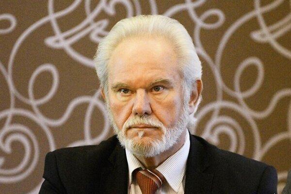 Milan Muška, výkonný podpredseda ZMOS.