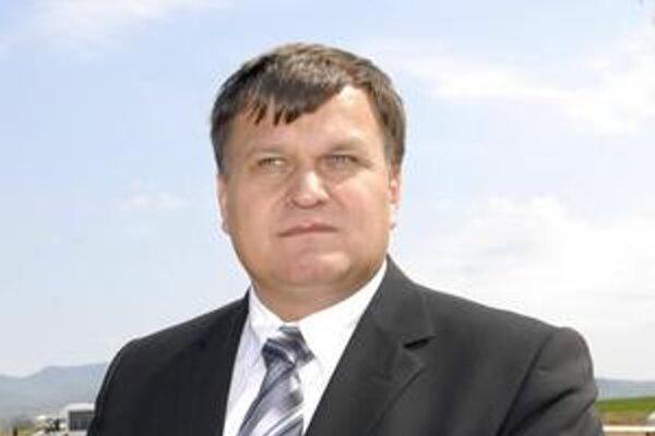 Exriaditeľ úradu práce a exposlanec Juraj Briškár je jedným z posledných riaditeľov predchádzajúceho vedenia župy.