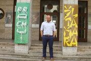 Michal Vidan je novým riaditeľom Metského divadla v Žiline.