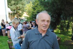 Ján Staničár hrával s Marikou ochotnícke divadlo.