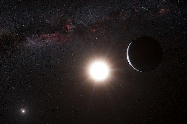 Pri neďalekej hviezde Alfa Centauri B by mohli byť podmienky na život.