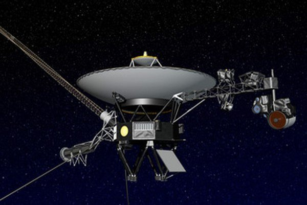 Voyager 1.