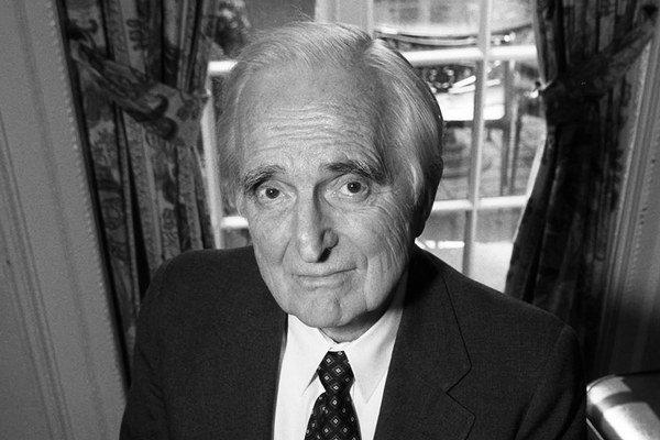 Engelbart predstavil prvú myš v roku 1968, vymyslel ju štyri roky predtým.
