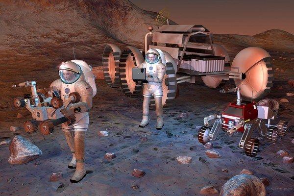 Misia ľudí na Mars je možno vzdialená len dve desaťročia.