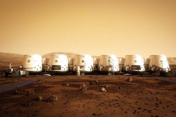 Súkromná firma chcela poslať ľudí na Mars v roku 2023.