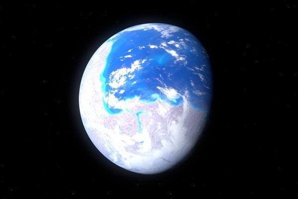 Stratené územie v Indickom oceáne je ešte z obdobia superkontinentu Rodinia.