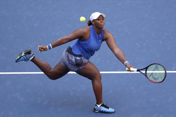 Taylor Townsendová postúpila do 3.kola US Open.