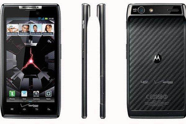 Motorola Razr M.