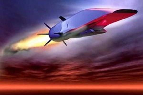 Test nadzvukového lietadla nevyšiel.