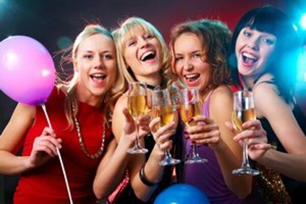 Ženy začínajú viac piť, keď vstúpia do manželstva.