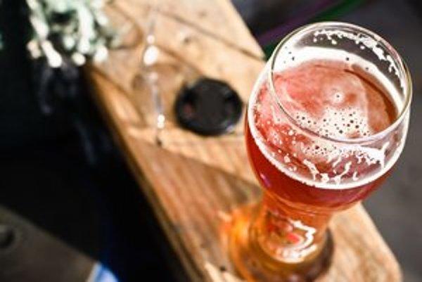 Mierne pitie povzbudzuje tvorivosť.