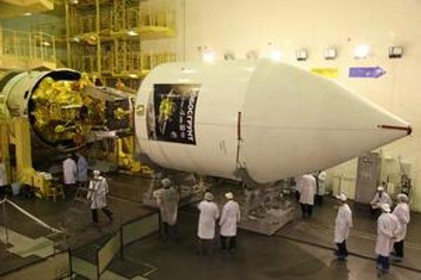 Sonda k mesiacu Phobos mala Rusov vrátiť k medziplanetárnym letom.